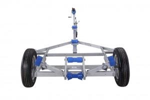 BB600-R Opplagshenger  Bestillingsvare [Bildene er illustrerende, og tilhengere kan inneholde ekstra utstyr]