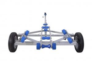 BB1000-R Opplagshenger  [Bildene er illustrerende, og tilhengere kan inneholde ekstra utstyr]