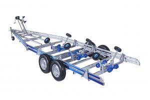 BB3500-R Opplagshenger  [Bildene er illustrerende, og tilhengere kan inneholde ekstra utstyr]