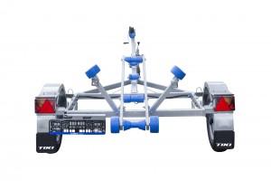 BS750-R [Bildene er illustrerende, og tilhengere kan inneholde ekstra utstyr]