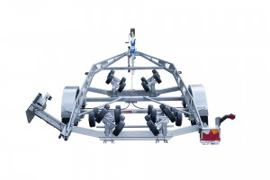 BP1800-LB Multiruller [Bildene er illustrerende, og tilhengere kan inneholde ekstra utstyr]