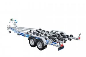 BP2600-DRB Multiroller [Bildene er illustrerende, og tilhengere kan inneholde ekstra utstyr]