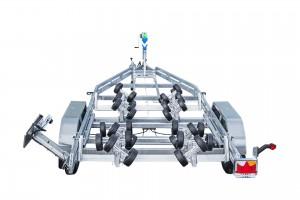 BP2600-DRB Multiruller [Bildene er illustrerende, og tilhengere kan inneholde ekstra utstyr]