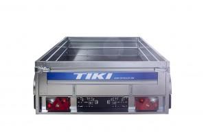 TIKI MODEL 2 [Bildene er illustrerende, og tilhengere kan inneholde ekstra utstyr]