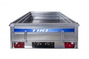 TIKI MODEL 3  [Bildene er illustrerende, og tilhengere kan inneholde ekstra utstyr]