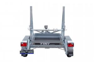 KP3500-DRB [Bildene er illustrerende, og tilhengere kan inneholde ekstra utstyr]