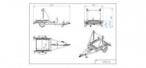 KP1500-RB [Bildene er illustrerende, og tilhengere kan inneholde ekstra utstyr]