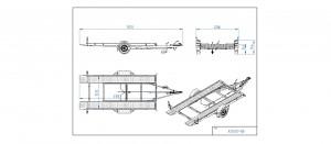 AS1600-RB [Bildene er illustrerende, og tilhengere kan inneholde ekstra utstyr]