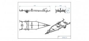 BP1600-LB [Bildene er illustrerende, og tilhengere kan inneholde ekstra utstyr]