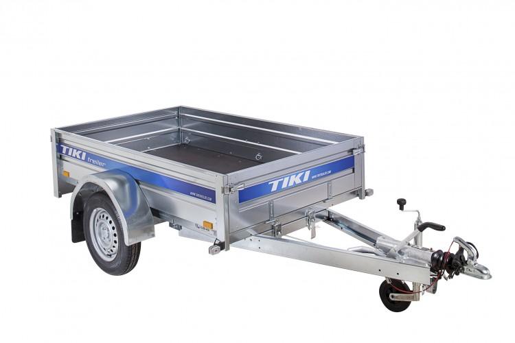 CS200-RB/750kg [Bildene er illustrerende, og tilhengere kan inneholde ekstra utstyr]