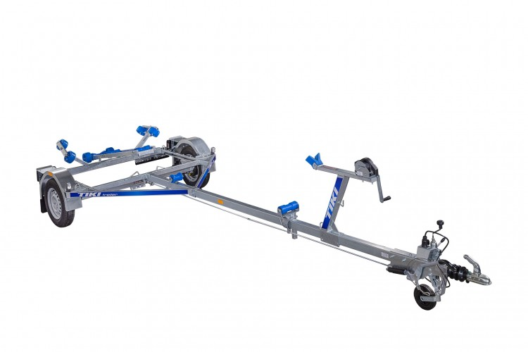 BS750-RB [Bildene er illustrerende, og tilhengere kan inneholde ekstra utstyr]
